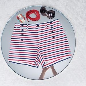 Tommy Hilfiger BNWT striped sailor short